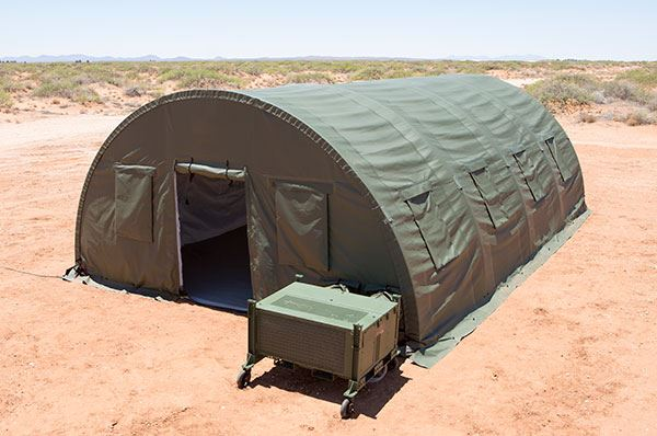 Barracks Tent