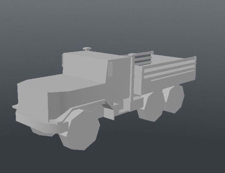 M939 series 5ton 6x6 truck