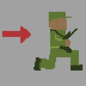 move/attack GUI button