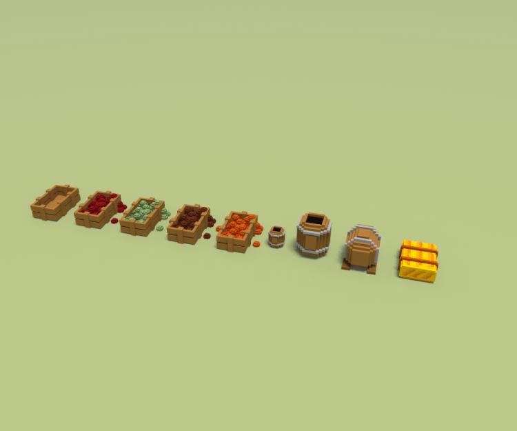 Updated asset