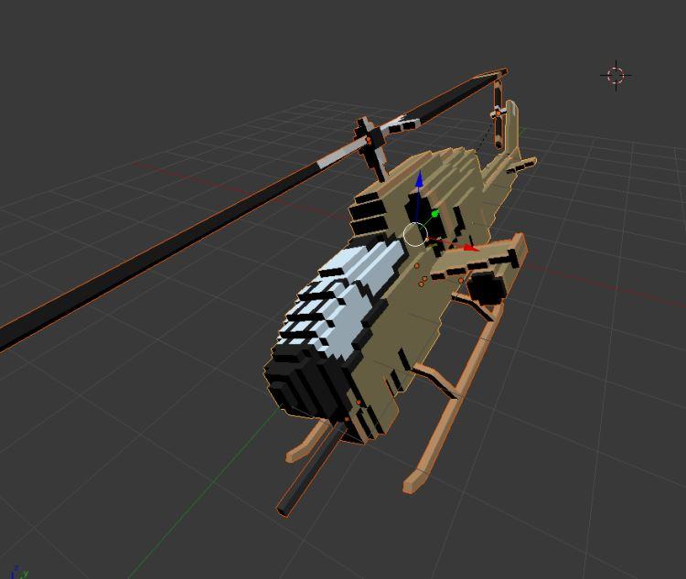 AH1 Cobra Olive screenshot