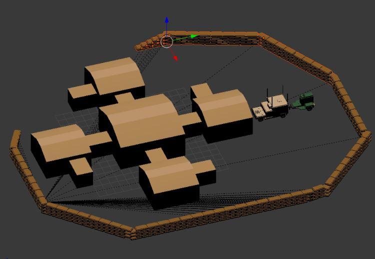 Command Center - Overhead screenshot