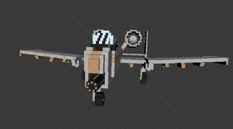 Fairchild A10 Thunderbolt II  screenshot A3