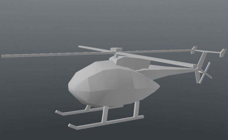 MD 500 Defender