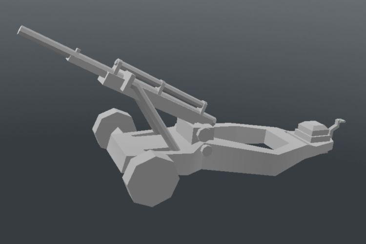 M102 howitzer