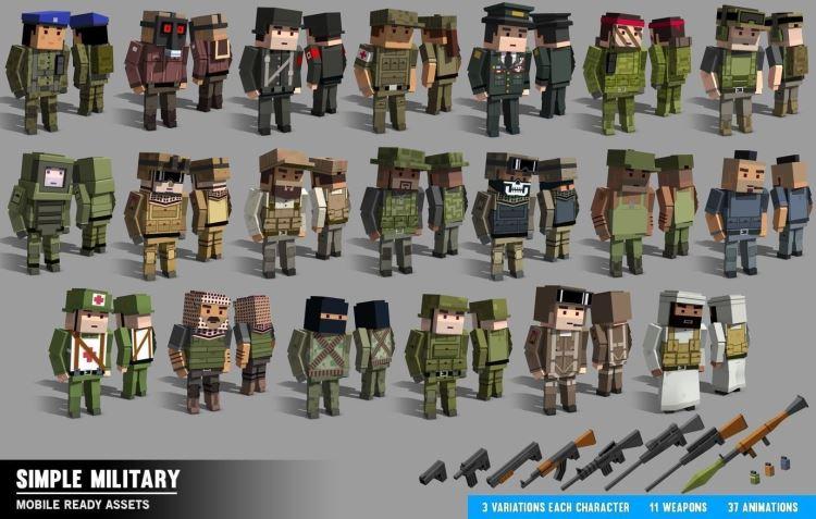 8 bit war infantry